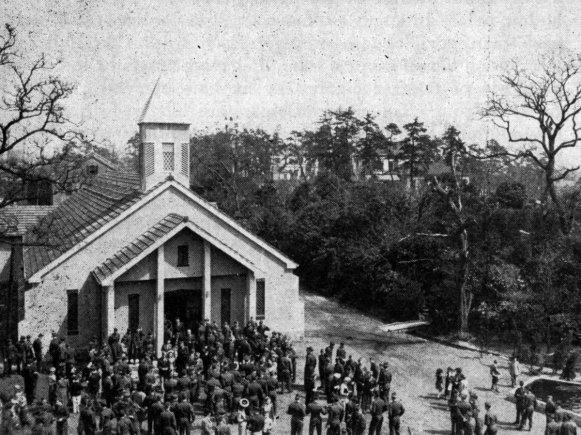 Chapel-Kyushu-Japan-1947