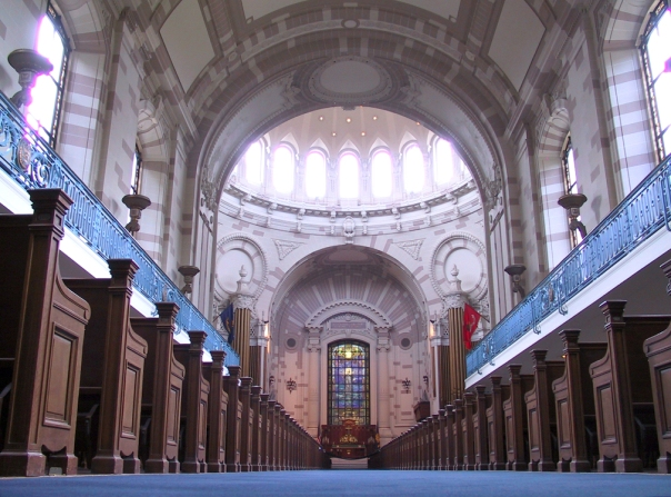 USNA Main Chapel