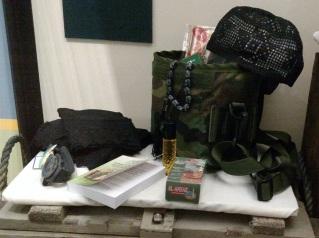 Current Muslim kit