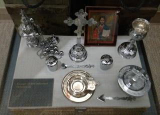 Sample of 1st Orthodox kit