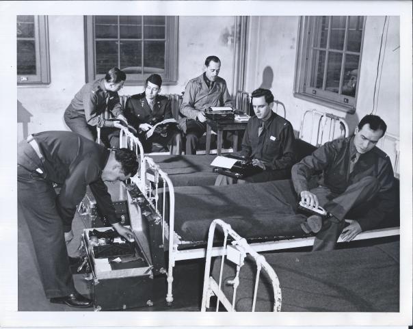 Chaplain School 1942
