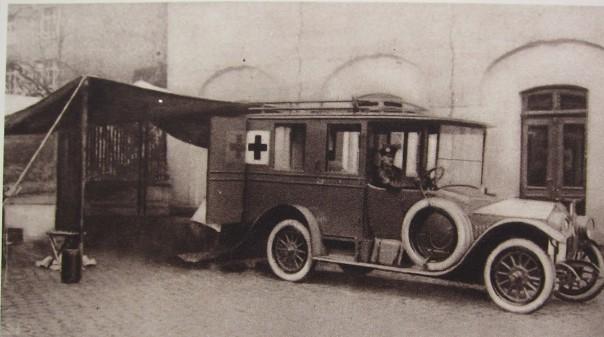 German Altar Vehicle