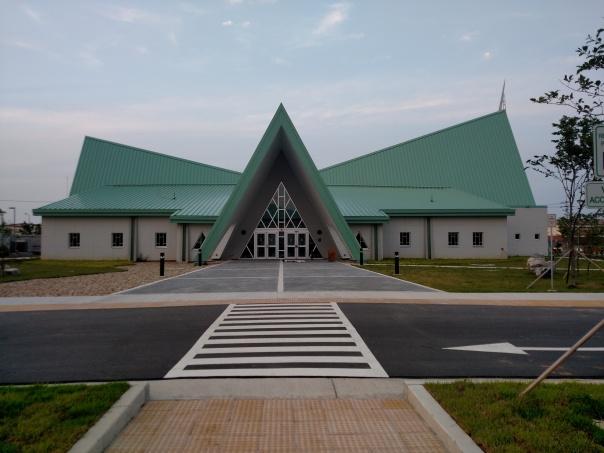 Camp Humphreys chapel