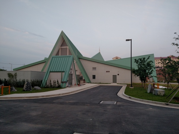 Camp Humphreys Chapel