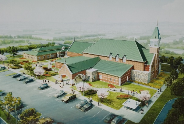 Camp Humphreys Main Post Chapel