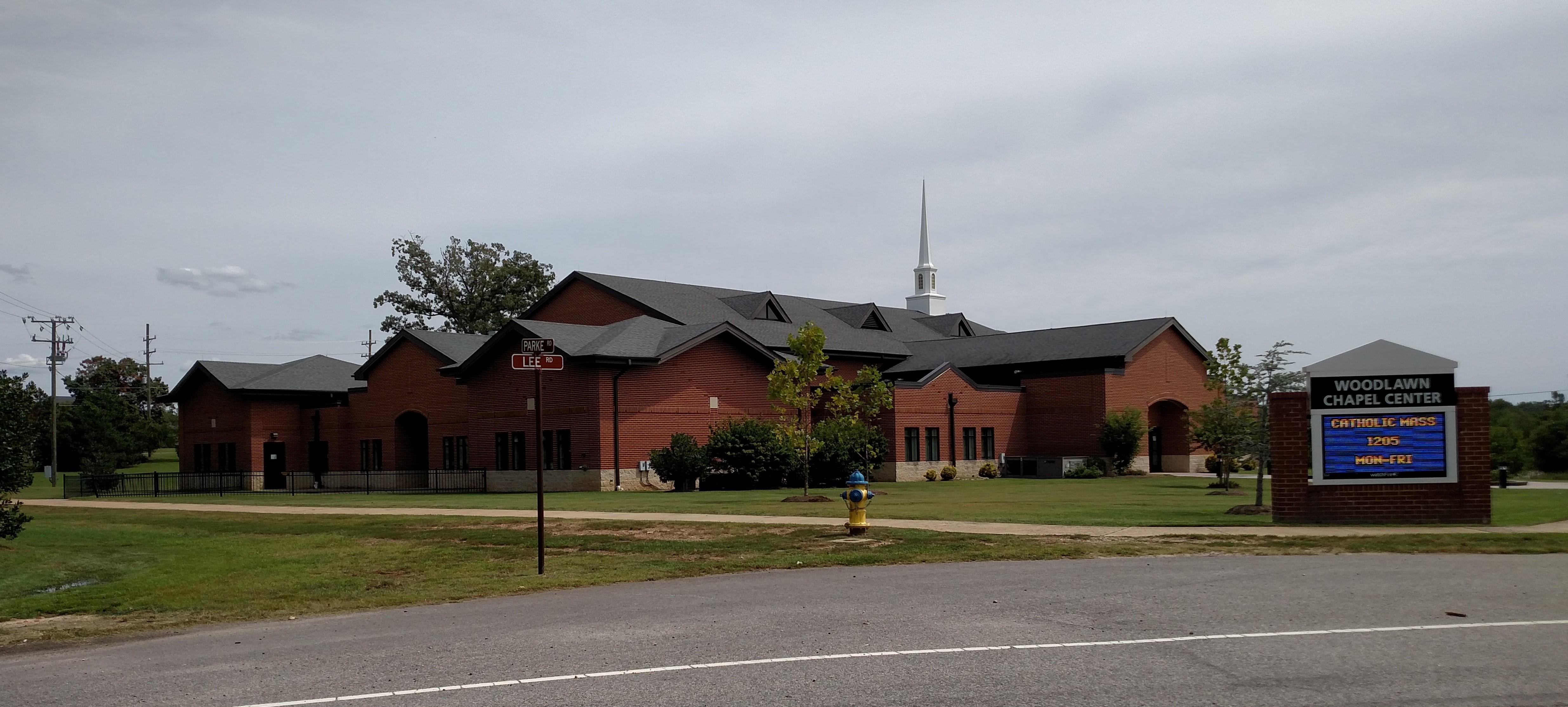 Woodlawn Chapel Center