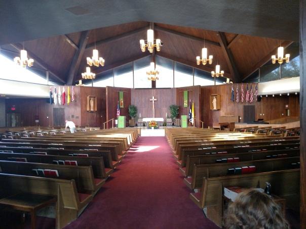 Fort Myer Memorial Chapel