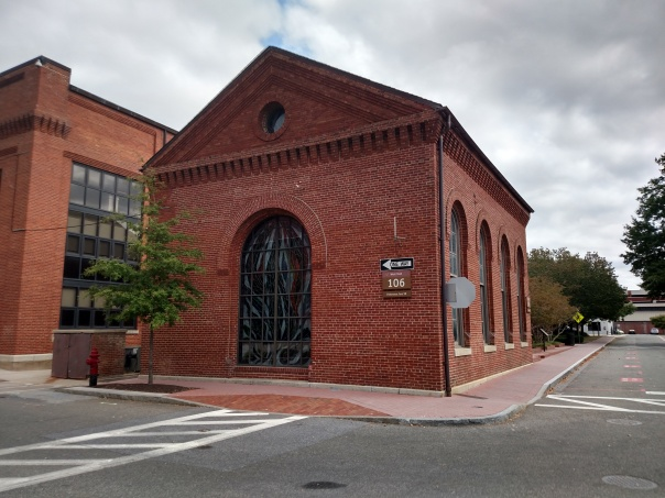 Washington Navy Yard Chapel