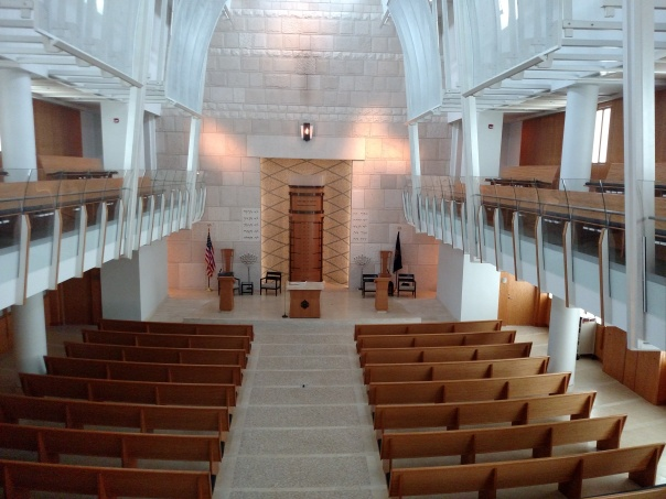 USNA Commodore Uriah P. Levy Center and Jewish Chapel