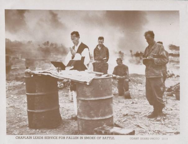 Okinawa Marine dead service