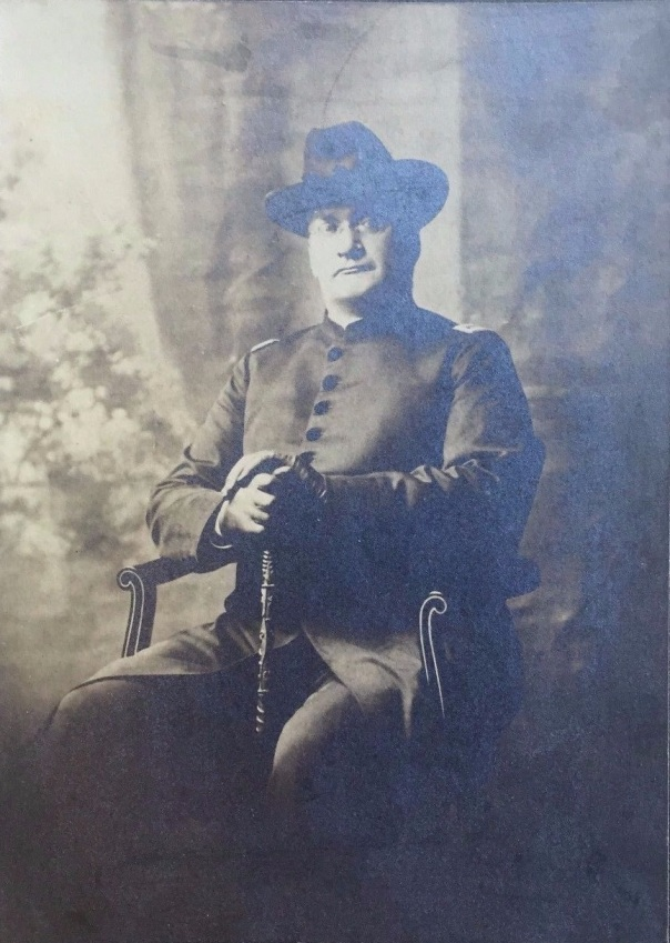 Chaplain Patrick Bowen Murphy