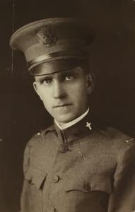 Chaplain W.T. Baucom