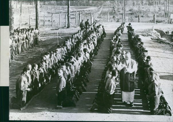 Italian POWs in US Mass