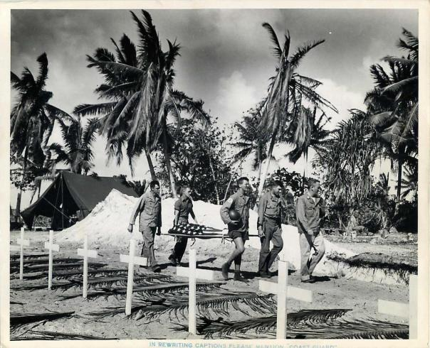 Marshall Islands Burial