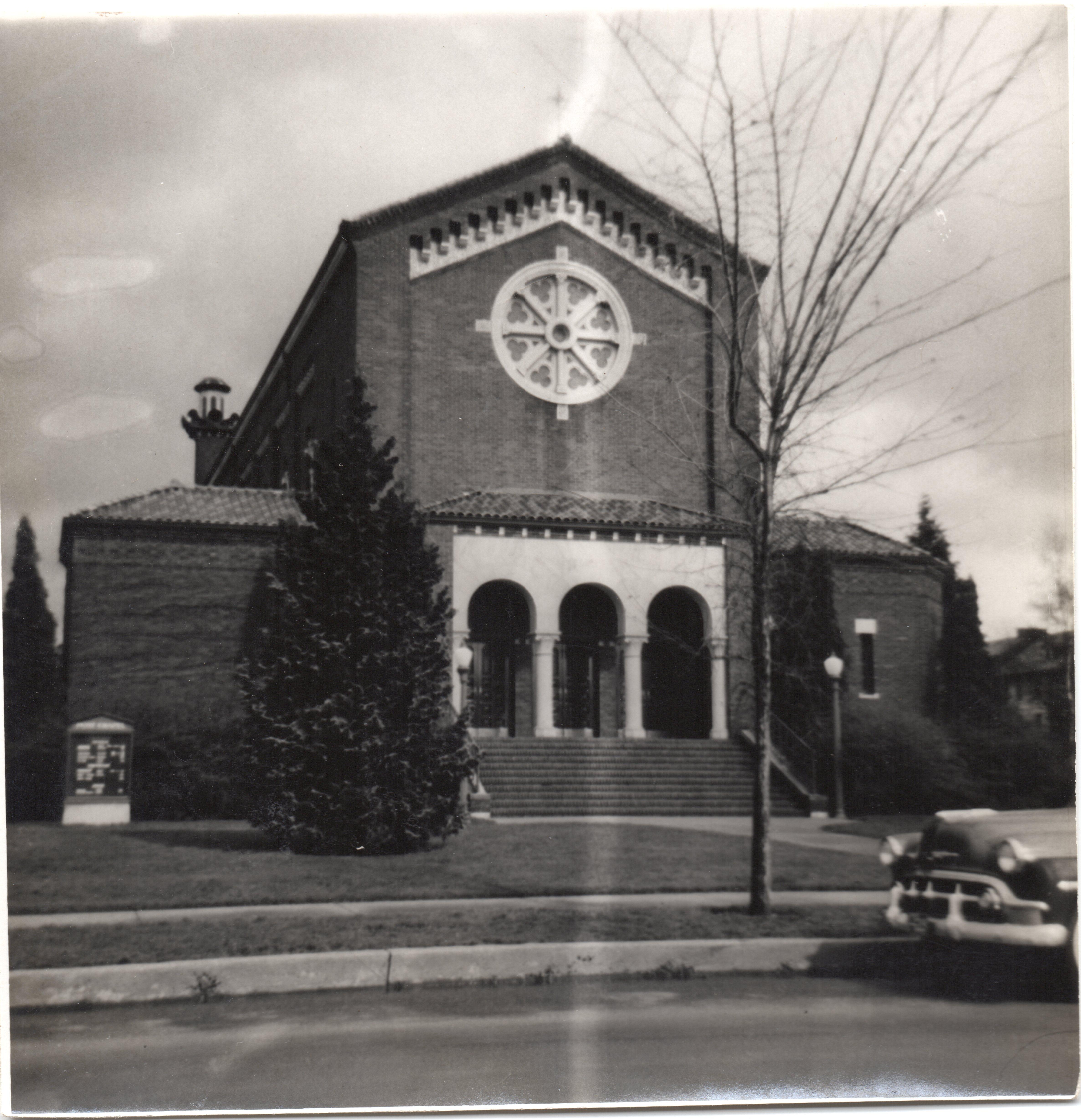 Ft. Lewis Main Post Chapel