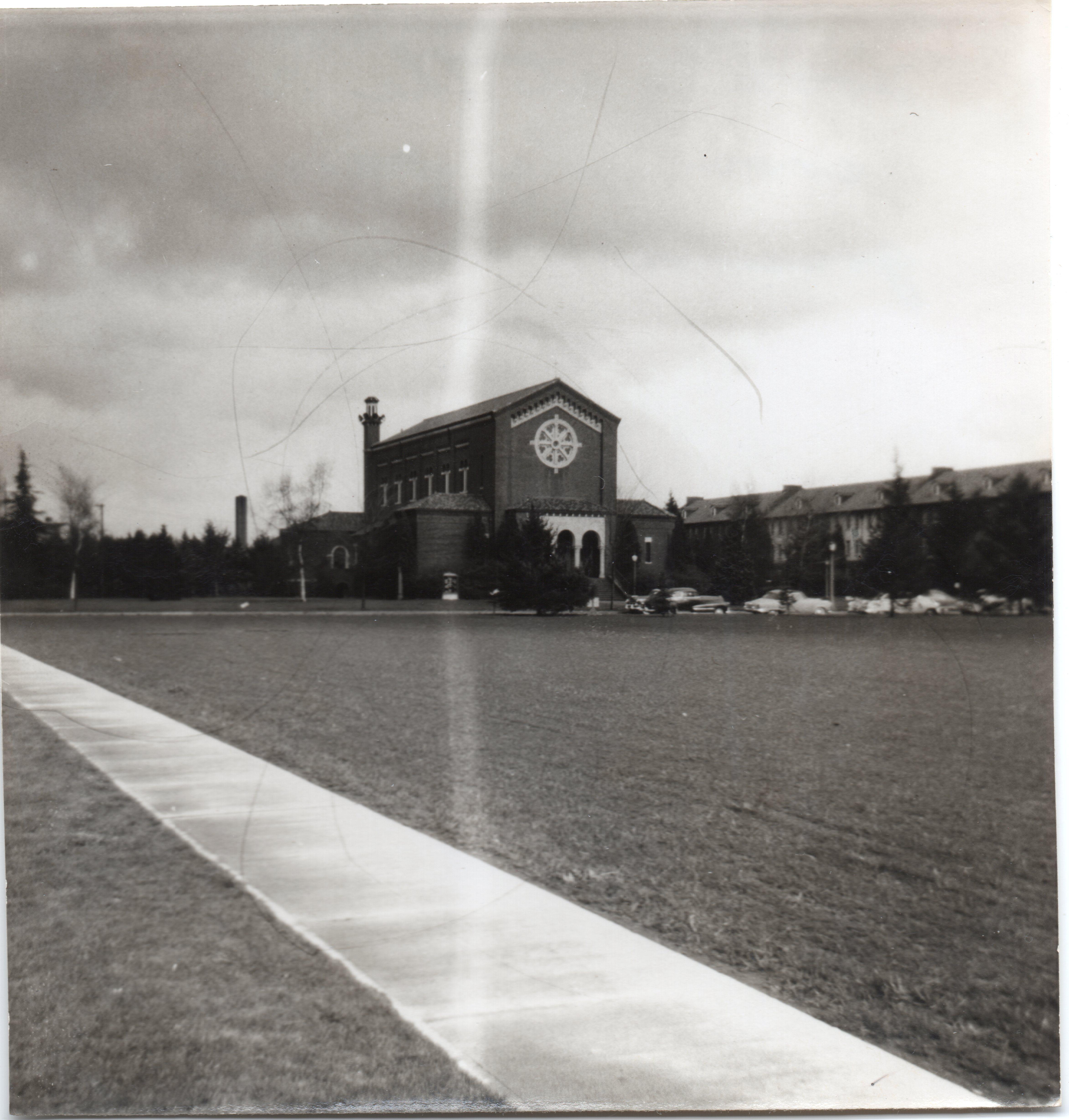 Ft Lewis Main Post Chapel
