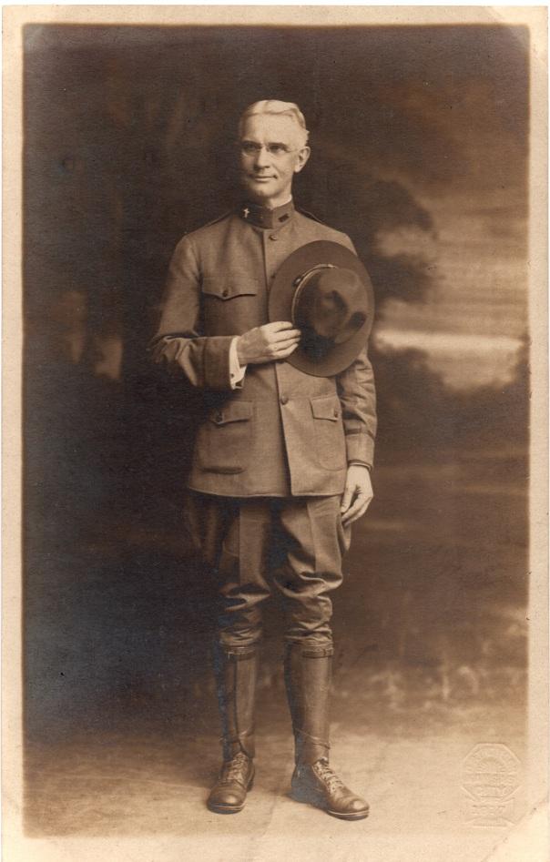 WW1 Chaplain