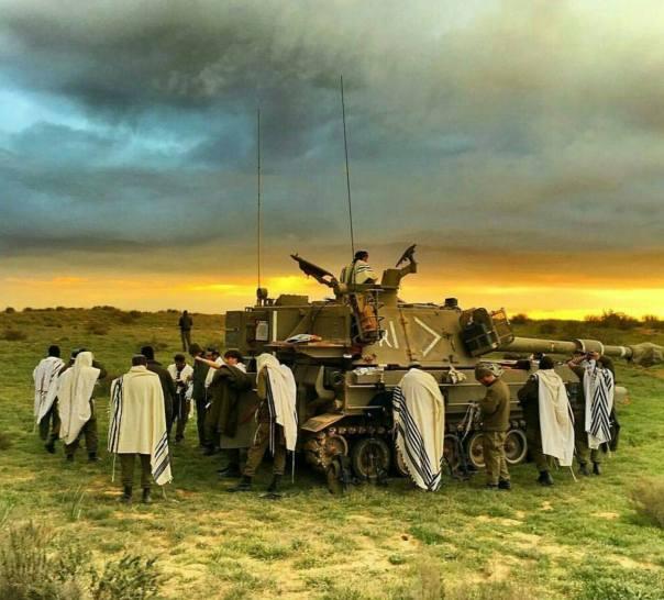 Israeli Army Worship