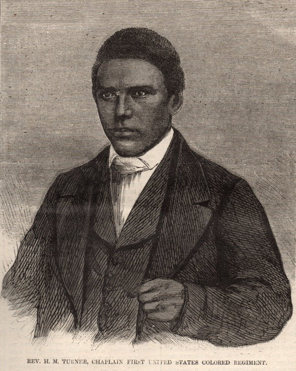 Chaplain Rev H. M. Turner