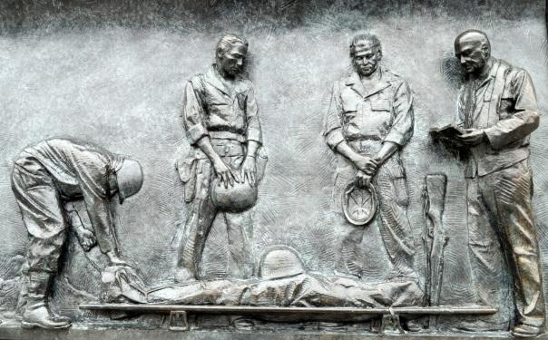 World War 2 Memorial chaplains