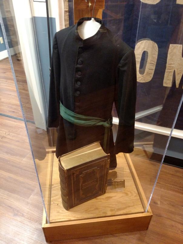 1890s Chaplain Frock Coat