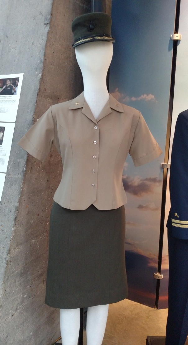 Chaplain Kibben uniform