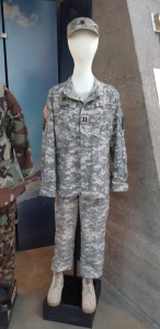 Chaplain Dharm uniform