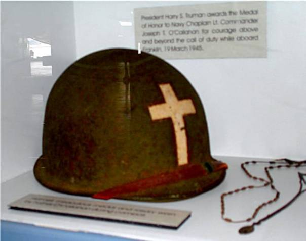 WW2-Navy-FATHER_O__CALLAHAN_HELMET