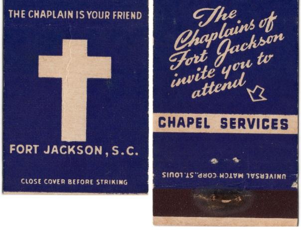 Chaplain-Matches-Final