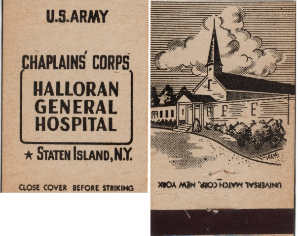 Halloran General Hospital Chaplains