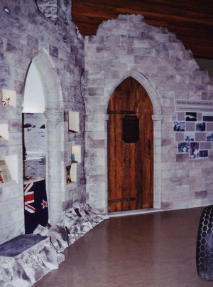 new zealand national army museum chaplain display