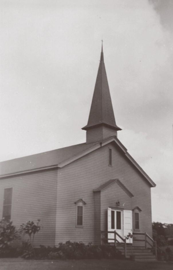Hickam Field Chapel