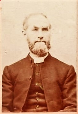 Chaplain Jacob Eaton