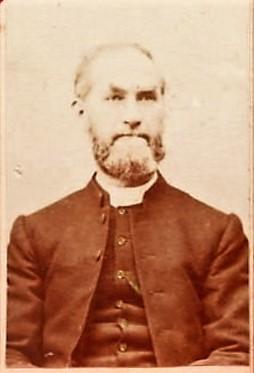 Chaplain Jacob Eaton