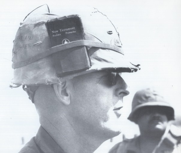 Vietnam Chaplain Carter Tucker