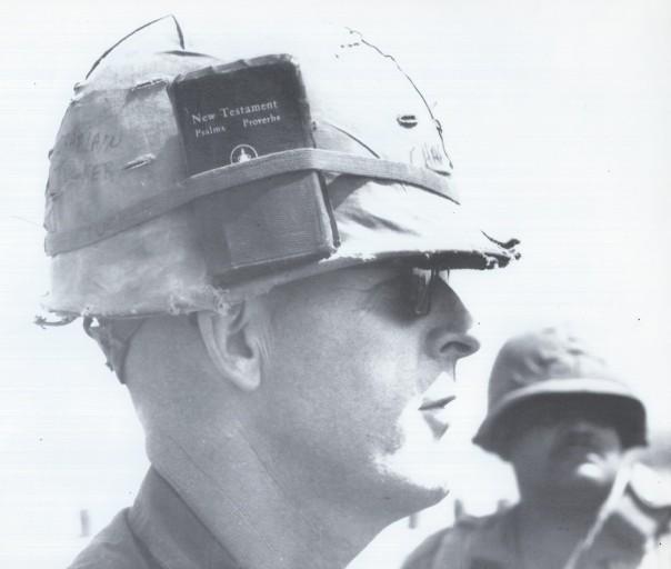 Vietnam Chaplain Carter Tucker
