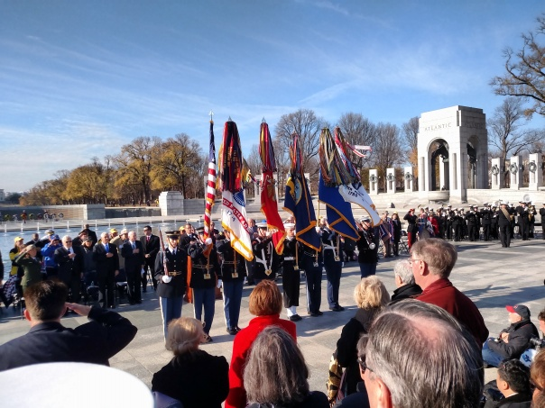 Pearl Harbor 75th Anniversary Commemoration