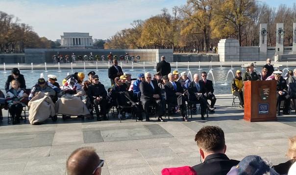 Pearl Harbor 75th Anniversary Commemoration
