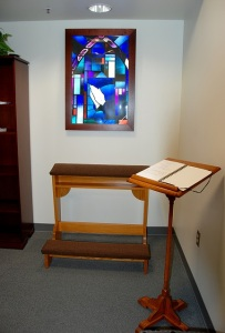DLA Prayer Room