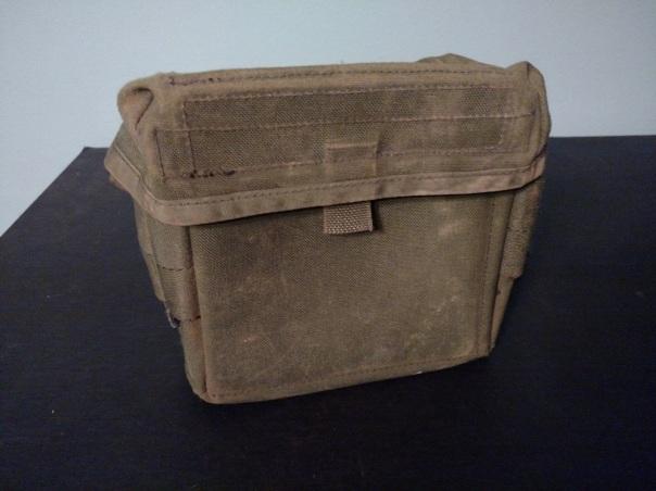 Chaplain Kit carrier