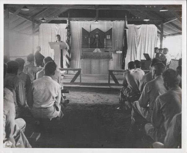 Chaplain Miller Chaplain Poch