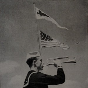 Navy Church Pennant