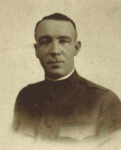 Chaplain Davitt-WW1