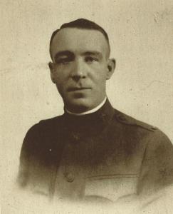 Chaplain Davitt-WW1