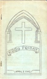 Worship Bulletin-FLW-1943-184