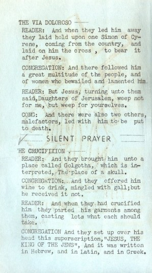 Worship Bulletin-FLW-1943-195
