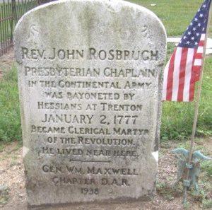 Chaplain-Rosburg-Gravestone
