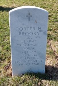 Porter H. Brooks