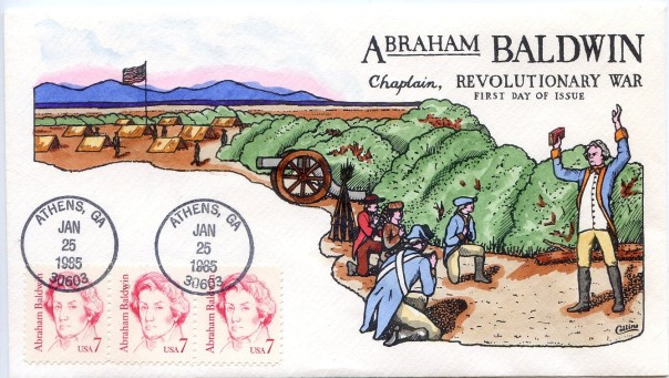 Abraham Baldwin Cover149