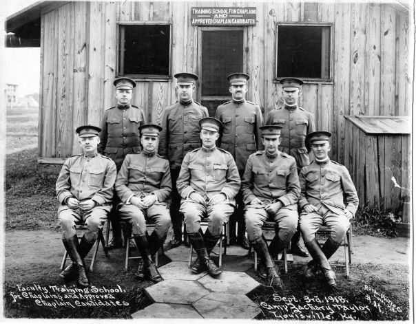 Chaplain-School-Fort-Z-Taylor-1918
